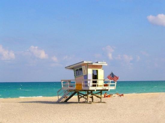 Happy days in Miami Beach